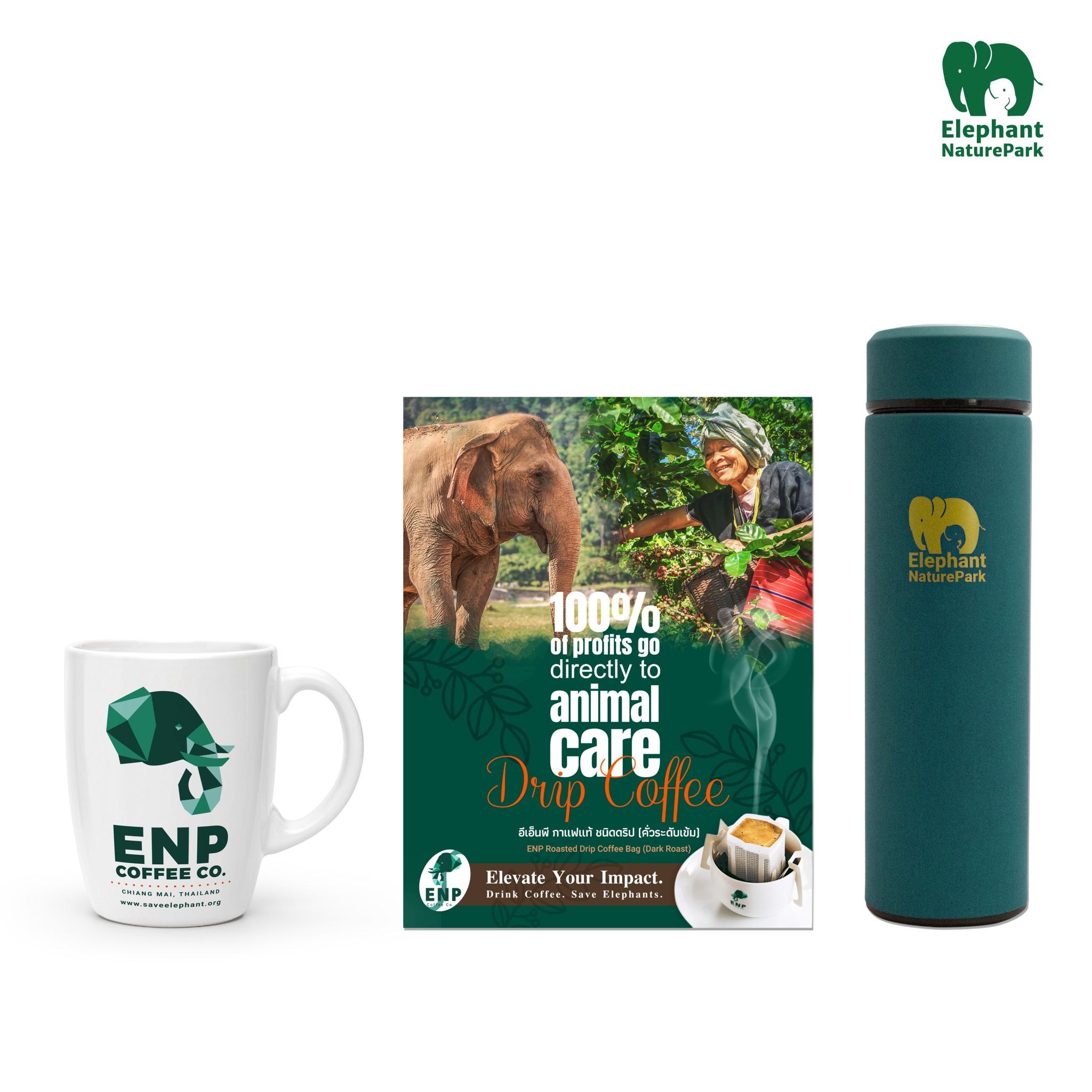 Elephant Lovers Mini Box