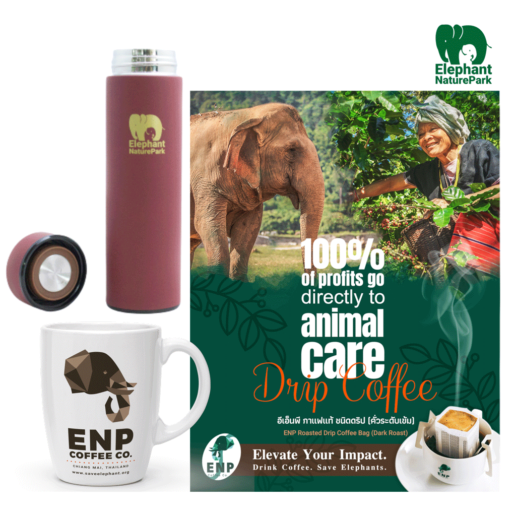 Elephant Lovers Mini Box (EN)